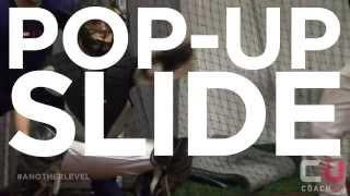 Baseball Tips: How To Pop-Up Slide