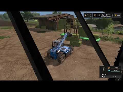 Farming Simulator 17  Timelapse #4 | Baltic Sea With seasons.