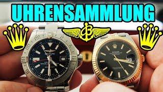 Meine Uhrensammlung ⌚ ! Rolex, Breitling, Davosa uvm ! | Jorginho