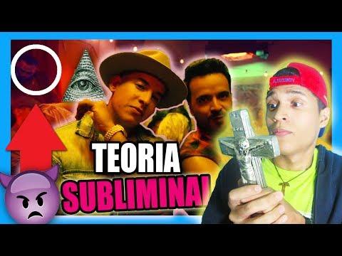 """LA TEORÍA SUBLIMINAL OCULTA DE """"DESPACITO"""" - LUIS FONSI FT DADDY YANKEE"""
