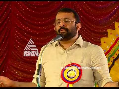 P. Sreeramakrishnan against HC order on Campus politics