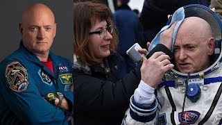 After Scott Kelly Spent A Year In Space, This Is The T-rture His Body Went Through Back On Earth