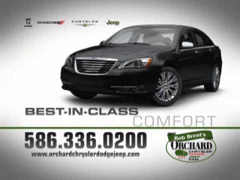 Orchard Chrysler Dodge Jeep Ram TV Commercial