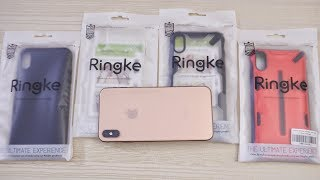 Ringke Cases for the iPhone XS Max!