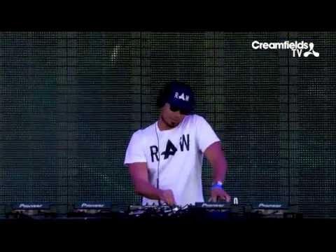 Calvin Harris - CUBA (Played by Afrojack) (Creamfields)
