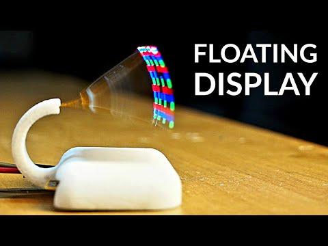 holographic-flexled