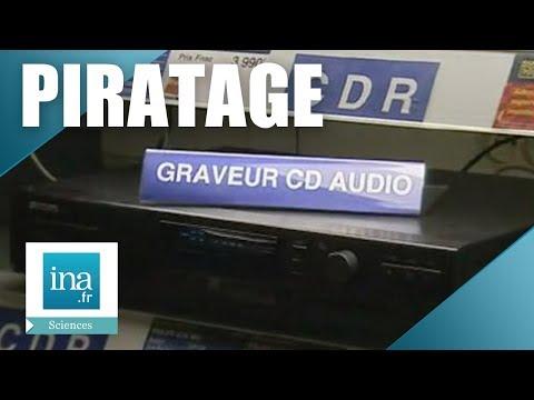 Comment pirater un CD en 1999   Archive INA