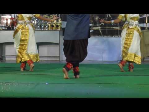 Adha hai chandrma( classical dance by Dance Guru Vikas Jain )