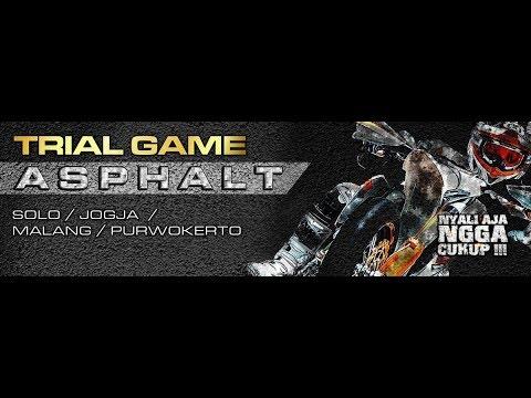 Trial Game Asphalt Seri 2 Purwokerto - 25 November 2017
