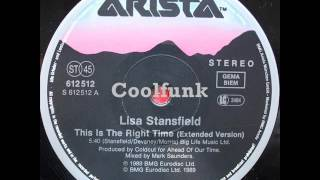 Lisa Stansfield - This Is The Right Time (12