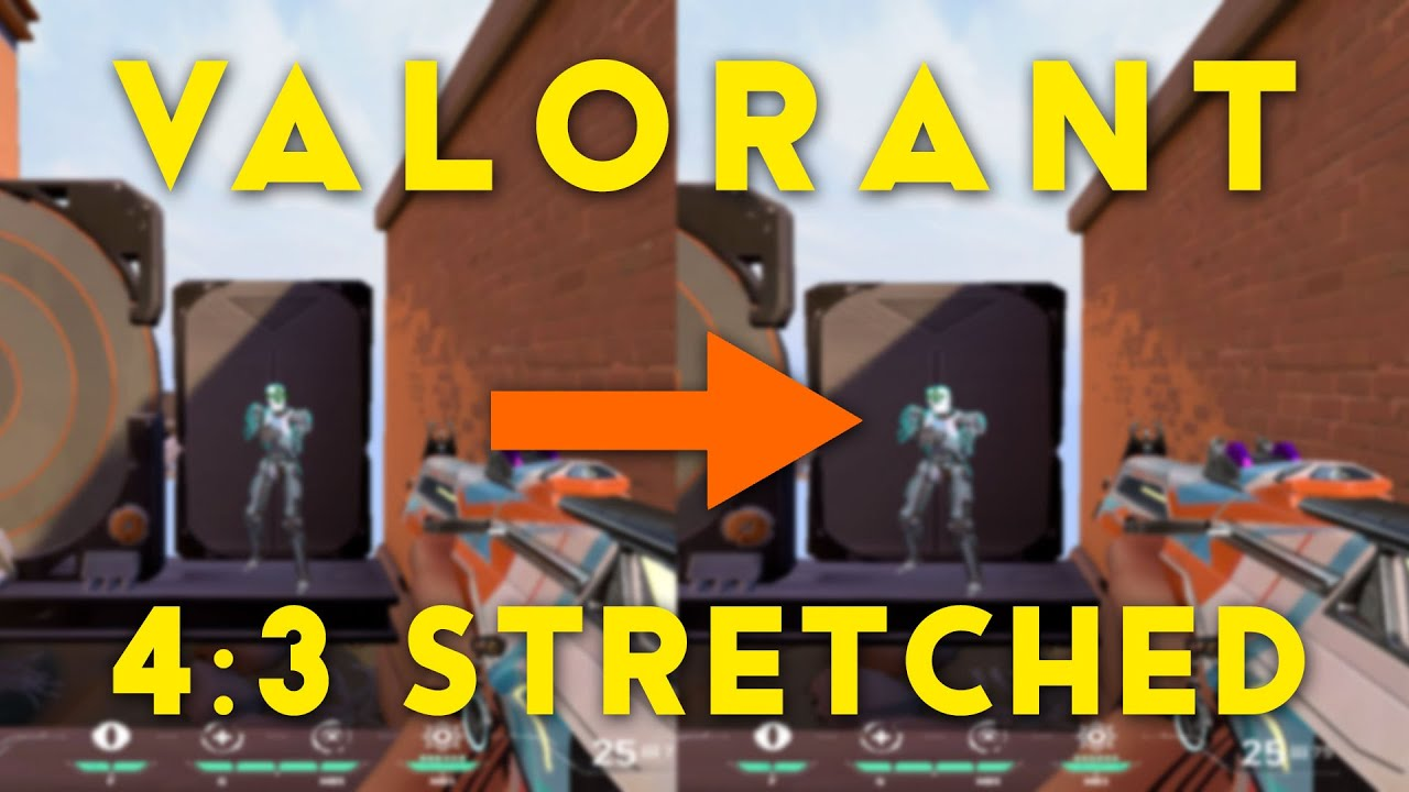 Fortnite Stretched Resolution Is Bad How To Get 4 3 Aspect Ratio Stretched And Black Bars In Valorant