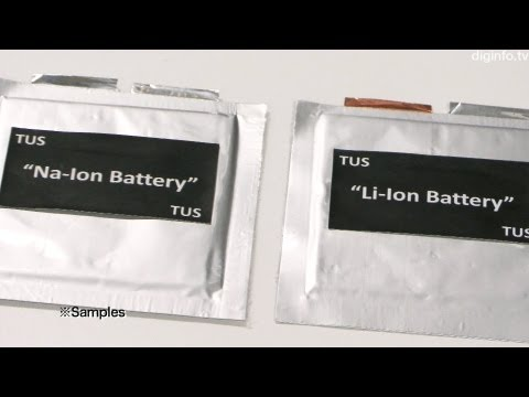 Main Sugar Constituent Provides Effective Anode Material for Sodium Ion Batteries #DigInfo