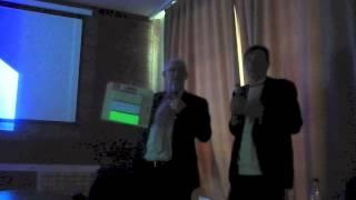 Cветящийся в темноете Голландский кирпич st joris(Уникальный светящийся в темноете Голландский кирпич ST JORIS Презентация проходила в Киеве в феврале 2013 купит..., 2013-02-23T15:03:24.000Z)