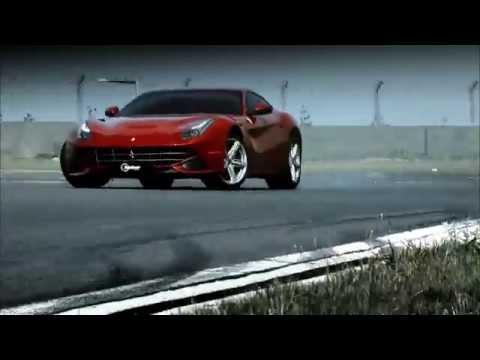 TopGear KOREA Ferrari F12 Power Test