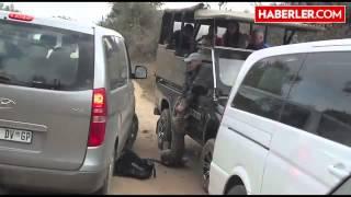 Turistin Kolunu Kapan Leopar, Ezilerek Öldürüldü