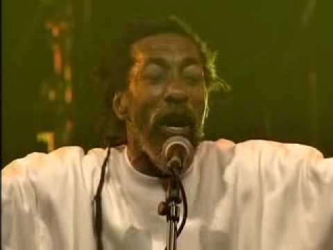Ijahman Levi - I Want To Be Free (Live)