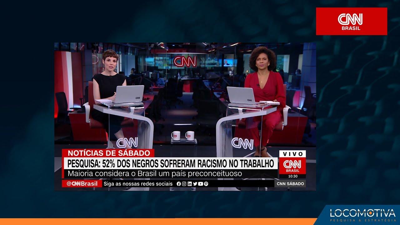 CNN BRASIL: Mercado ganharia quase R$ 1 tri se negros tivessem mesmo salário que os demais