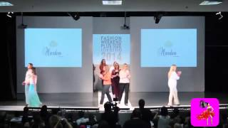 Marden - Defile Fashion Weekend Plus Size Inverno 2014 Runway Show