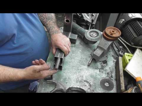 how i built the bead roller part one