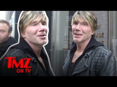 Goo Goo Dolls Frontman John Rzeznik Talks Dolls | TMZ TV