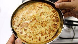 ढाबा वाली आलू पराठा की विधि - aloo ka paratha punjabi dhaba recipe cookingshooking