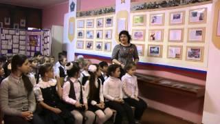Школа№16 г Балаково Урок Мужества к 70 летию Дню Победы