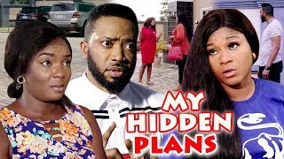 MY HIDDEN PLANS Season 5&6 (THE FINAL) -2019 Latest Nigerian Nollywood Movie