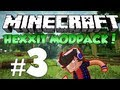 Minecraft: Hexxit! Season 2: E3 - Mining Expedition