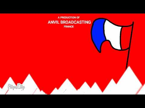 Anvil Broadcasting France #2 (Made By TDSToons)