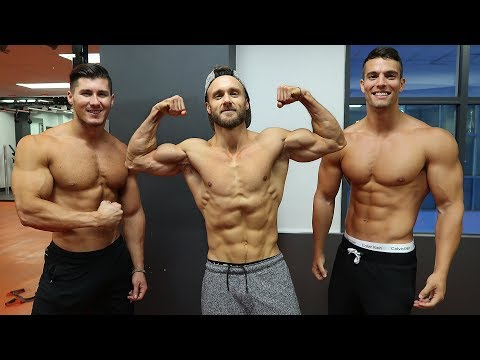 SHREDDED in London VLOG | Pre & Post Workout Meals