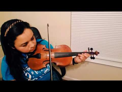 What a beautiful name it is - Tutorial para Violin