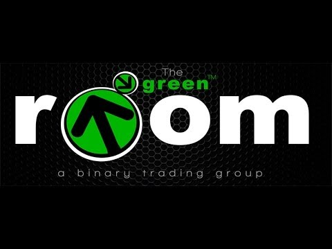 The green room binary trading group