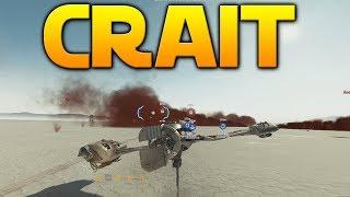 connectYoutube - CRAIT GALACTIC ASSAULT GAMEPLAY - Star Wars Battlefront 2