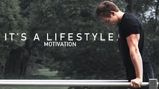 IT'S A LIFESTYLE - MOTIVATION thumbnail
