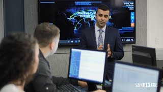 Cyber Security Degree at Saint Leo University