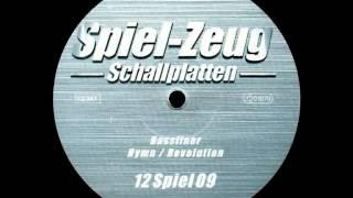 Thomas Schumacher - Hymn / Revolution