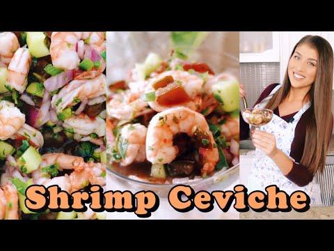 Shrimp Ceviche | Healthy Recipe