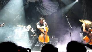 Apocalyptica - Master Of Puppets Live Colombia