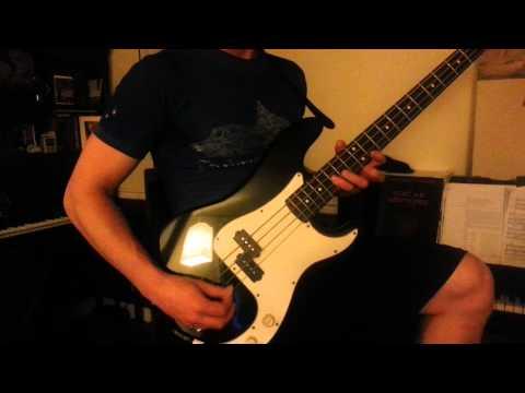 standard c bass improv riffing