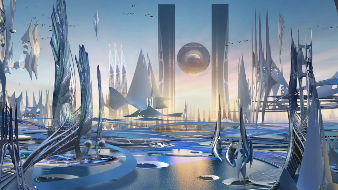 Concept Art By Stephan Martiniere For Ready Player One 2018