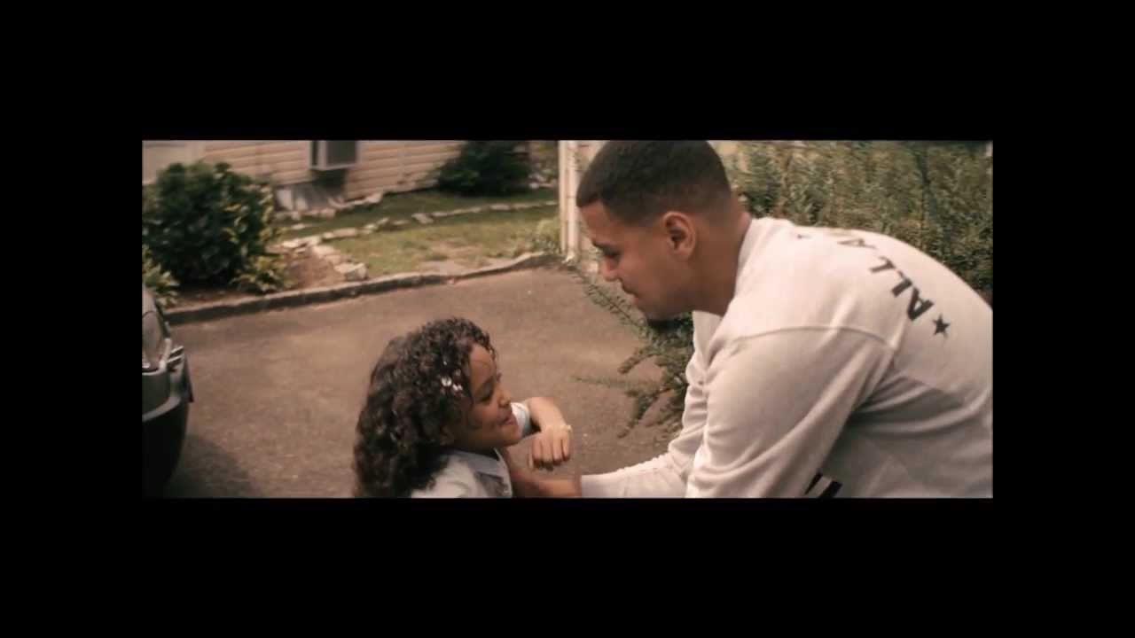 J. Cole ft. TLC - Crooked Smile [Clean Video] - YouTube