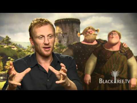 BRAVE Interviews w/ Kevin McKidd | BlackTree TV in HD