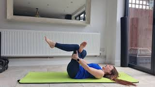 Pilates to relax