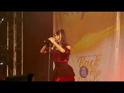 雨のピアニスト Ame no Pianist (Sang Pianis Hujan)【Stefi Oshicam】 JKT48 @ Surabaya Hand Shake 08.12.2018