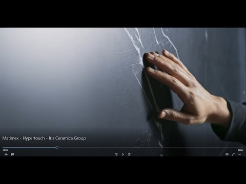 Hypertouch: una innovadora tecnología oculta aplicada a superficies cerámicas