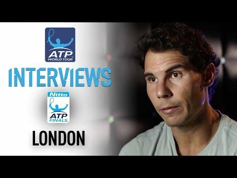 Nadal Preparing For Tough Test In London 2017
