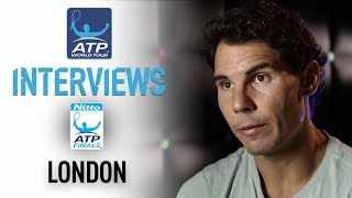 Nadal Preparing For Tough Test In London 2017