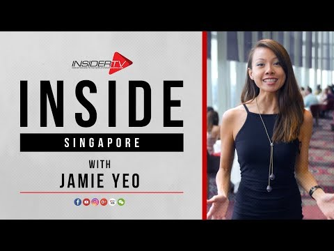 INSIDE Singapore with Jamie Yeo | Travel Guide | March 2018