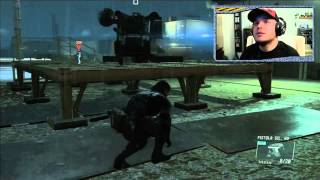 METAL GEAR SOLID V GROUND ZEROES Gameplay en Español
