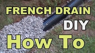 Gambar cover DIY FRENCH DRAIN PROJECT